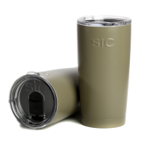 0b1348f78ed SIC 20 oz. Powder Coated Tumbler-EIGHT colors to choose from