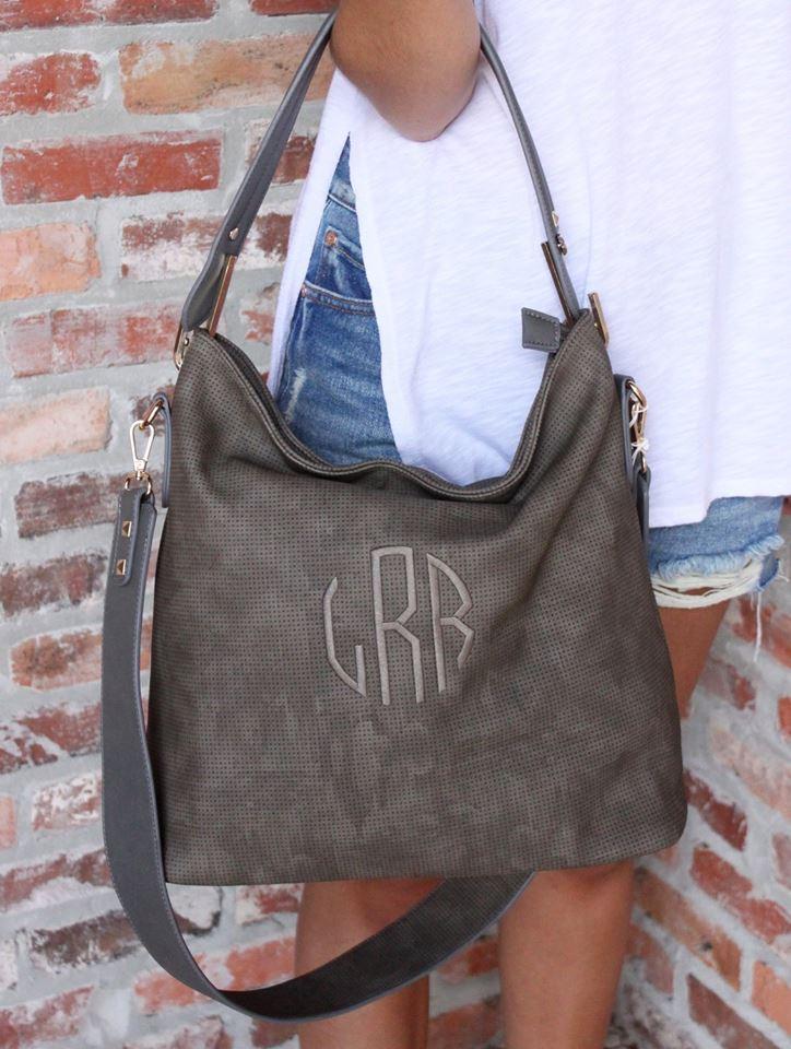 Charlotte Hobo Bag