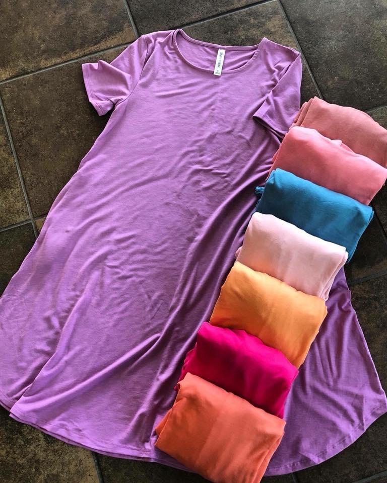 Basic Pocket Dress
