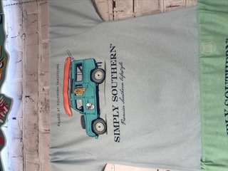 Simply Southern Short Sleeve T-shirt-Premier Southern Lifestyle