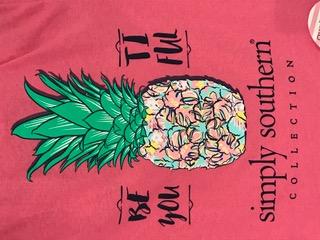 Simply Southern Short Sleeve T-shirt-BEYOUTIFUL