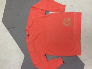 Comfort Colors Sweatshirt with Hip Monogram